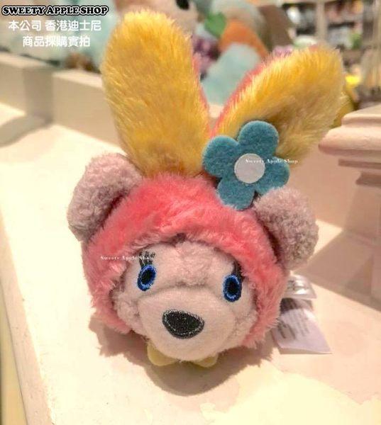 (現貨&樂園實拍) 香港迪士尼 樂園限定 雪莉玫 TSUM TSUM 茲姆茲姆 復活節 兔裝 沙包玩偶娃娃