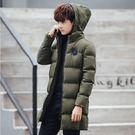 經典潮流韓式大衣風格保暖鋪棉加厚大衣外套