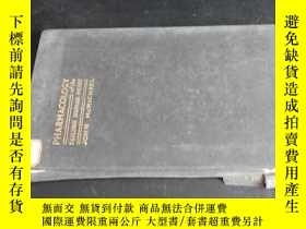 二手書博民逛書店PHARMACOLOGY罕見OF THE FAILING HUM