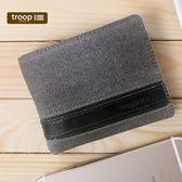 ~TROOP ~ 品格CLASSIC 錢包TRP0452BK
