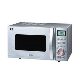 ◤A級福利品‧數量有限◢ SAMPO 聲寶 23L微電腦式微波爐 RE-N623TG