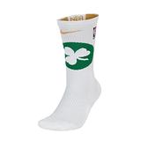 Nike BOS U ELT CREWNBA FNW 白綠 波士頓 籃球 長襪 SK0160-100