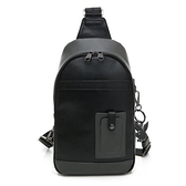 【南紡購物中心】PLAYBOY 單肩背包 evolution系列(黑色)