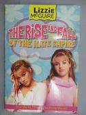 【書寶二手書T5/原文小說_MSE】The Rise and Fall of the Kate Empire