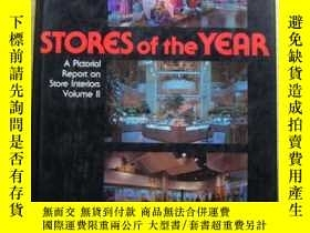 二手書博民逛書店(354J)Stores罕見of the year:A Pict