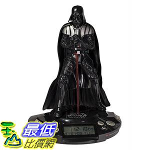 [美國直購] Star Wars 15200 星際大戰 黑武士 人物鬧鐘 Darth Vader Alarm Clock