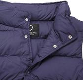 Nishikawa【日本代購】東京西川 男款羽絨背心 90%白鴨絨 - 藍色