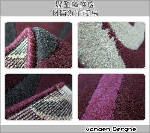 范登伯格-米娜都會時尚地毯-曲線160x230cm
