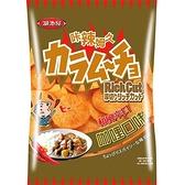 卡辣姆久厚切洋芋片-和風辛口咖【愛買】