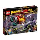 80018【LEGO 樂高積木】Monk...