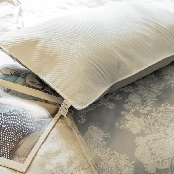 防水-枕頭保潔墊 42cmX72cm 抗菌防螨、防污 可水洗 台灣製 棉床本舖