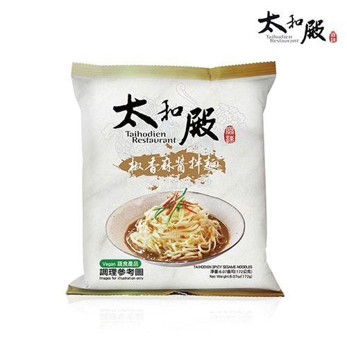 太和殿椒香麻醬拌麵172G【愛買】