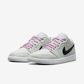 Nike Wmns Air Jordan 1 Low SE Barely Green 綠 粉紅 女鞋 喬丹 1代 低筒 一代 【ACS】 CZ0776-300