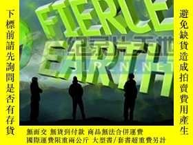 二手書博民逛書店BBC英文節目罕見少兒自然探險 Fierce Earth 激烈的