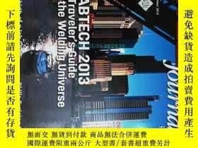 二手書博民逛書店WELDING罕見JOURNAL 焊接金屬加工建築業材料力學專業原版期刊2013 11Y14610