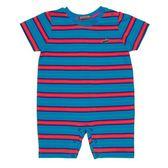 『小鱷魚童裝』彈性條紋連身褲(0號~01號)561501
