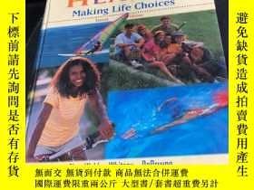 二手書博民逛書店HEALTH Making罕見Life Choices Seco