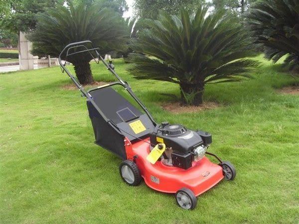 手推式四沖程草坪機18寸 割草機