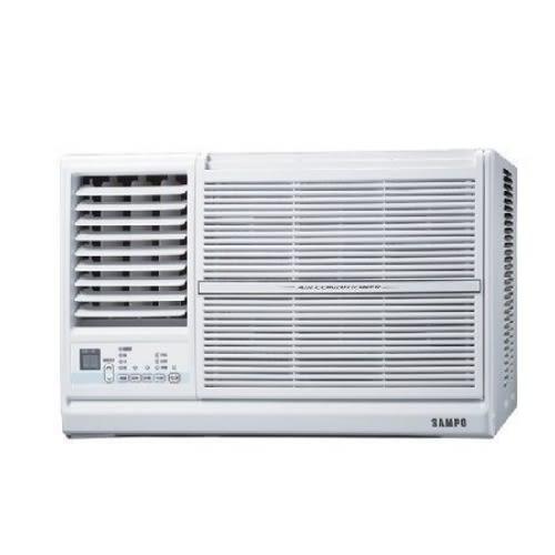 (含標準安裝)SAMPO聲寶變頻窗型冷氣4坪AW-PC28DL左吹