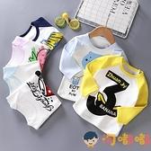 買2送1 兒童長袖T恤純棉秋冬童裝嬰兒衣服女童打底衫男寶寶上衣【淘嘟嘟】
