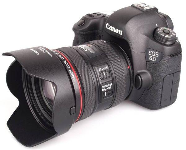 《映像數位》CANON EOS 6D 24-70mm F4L IS USM 全片幅相機 【彩虹公司貨】 C