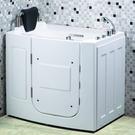 【麗室衛浴】 孝親缸 / 步入式浴缸 適合家中長輩及行動不便人士 LS-T109 1200*680*H920mm