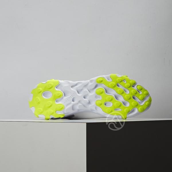 Nike React Element 55 PRM 女鞋 白灰 休閒鞋 慢跑鞋 CD6964-100