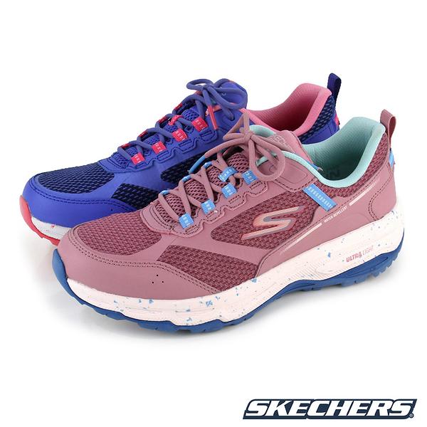 【SKECHERS】女 慢跑系列 GORUN TRAIL ALTITUDE 128205MVBL/128205BLPK U37-28205