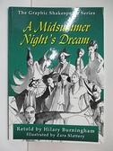 【書寶二手書T4/原文小說_ALS】A Midsummer Night s Dream (Graphic Shakespeare Series)_William Shakespeare