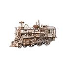 《 Robotime  》3D木製拼圖 - LK701 火車╭★ JOYBUS玩具百貨