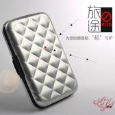錢包 金屬防RFID/NFC盜刷防消磁卡包女防水防汗零錢包男名片盒創意禮品