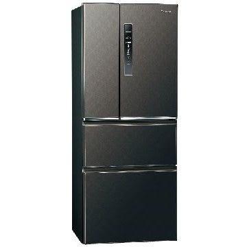 Panasonic 國際牌500公升四門變頻冰箱 NR-D509HV-K(星空黑)