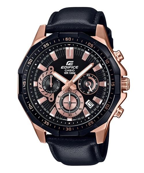 【CASIO宏崑時計】CASIO卡西歐EDIFICE賽車錶EFR-554BGL-1A防水100米 分期零利率 台灣卡西歐保固一年