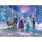 冰雪奇緣 Mattel美泰兒 Disney迪士尼玩具 場景人物組 Y9980