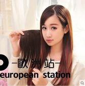 假髮片/墊髪片女加厚兩側內增髪片補髪片接髪片墊髪兩片裝「歐洲站」