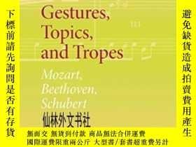 二手書博民逛書店【罕見】Interpreting Musical Gesture