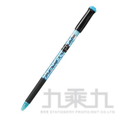 德德水鑽系列原子筆 0.5 藍
