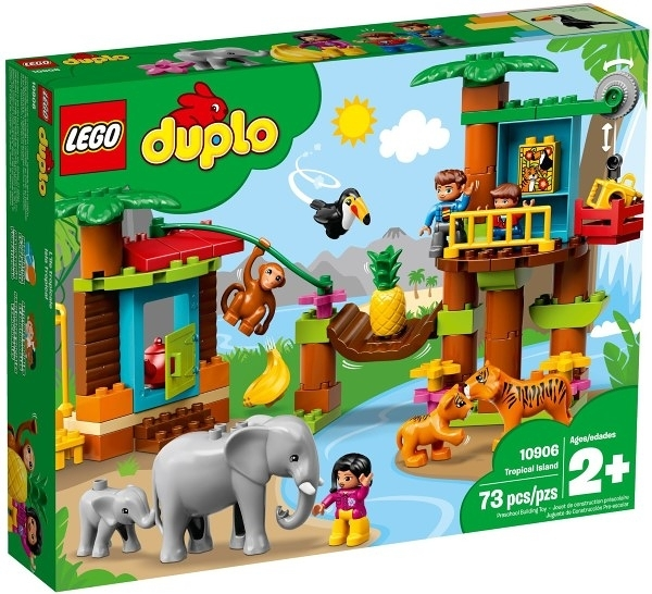 樂高LEGO DUPLO 熱帶島嶼 10906 TOYeGO 玩具e哥