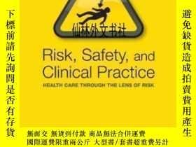 二手書博民逛書店【罕見】Risk Safety And Clinical Pra