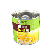 飯友牌-KA玉米粒340Gx3【愛買】