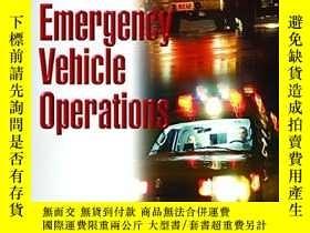 二手書博民逛書店Emergency罕見Vehicle OperationsY364682 Lindsey, Jeffery