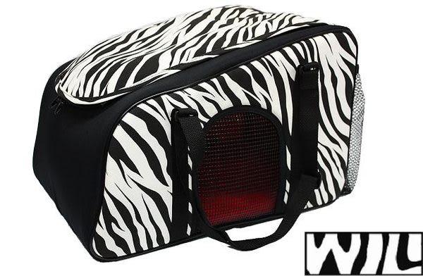 WILL設計 + 寵物用品 搶眼ZB系列肩背/手提/上推車 三用 寵物袋* 質感黑