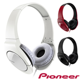Pioneer SE-MJ721 (附收納袋)  白色 時尚重低音耳罩式耳機