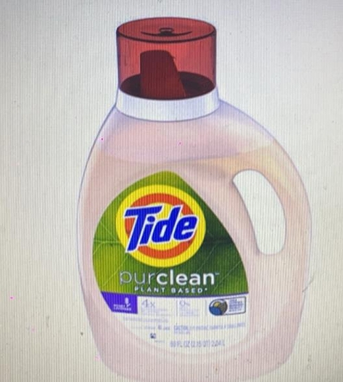 [COSCO代購] W130614 Tide 汰漬 植物配方洗衣精 2.04公升 2入