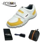 兒童高爾夫球鞋 男童女童 多色可選 舒適透氣好看 GSH054ORG