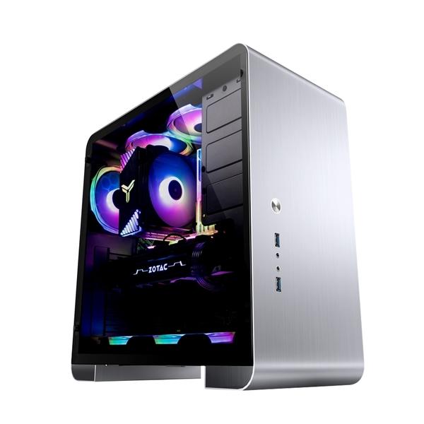 【五年保固】iStyle 家用水冷電腦 i7-10700/RTX2060 6G/16G/M.2 1TSSD+1TB/W10