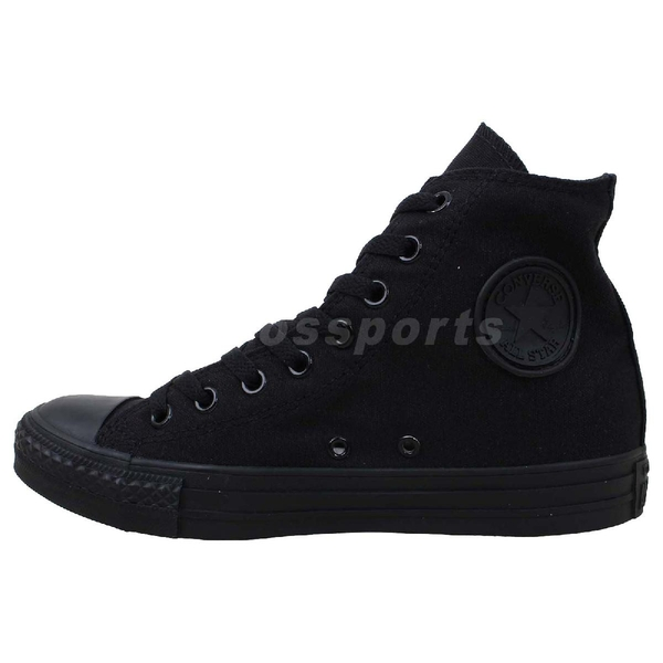Converse Chuck Taylor All Star 全黑 基本款 帆布鞋 男鞋 女鞋 【ACS】M3310C