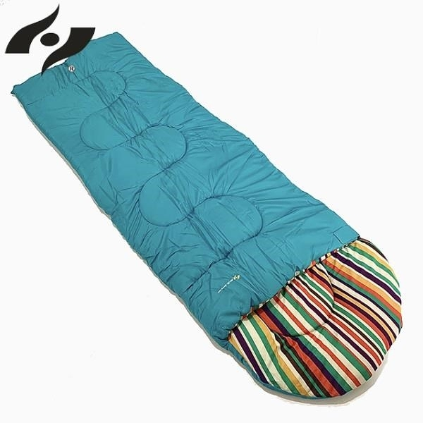 【南紡購物中心】【禾亦】HF450睡袋/露營睡袋/登山睡袋/旅行睡袋/單人睡袋/野外/保暖睡袋