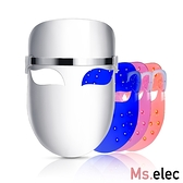【Ms.elec米嬉樂】亮妍光學面膜 面膜機 LED面膜 光能面膜