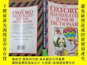 二手書博民逛書店THE罕見OXFORD ILLUSTRATED JUNIOR DICTIONARYY233261 OXFORD
